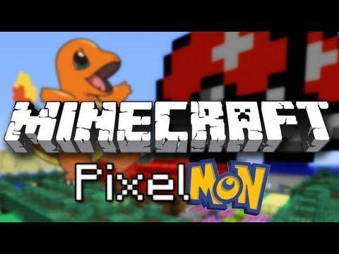 Minecraft Mods: Pokémon Revamped (Pixelmon Mod Showcase)