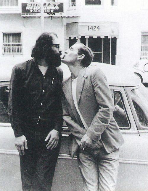 Allen Ginsberg Neal Cassady