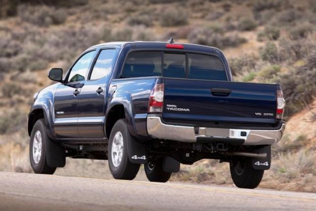 2015 Toyota Tacoma Redesign and Price