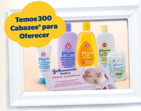Amostras e Passatempos: Passatempo Johnson's Baby by LIDL