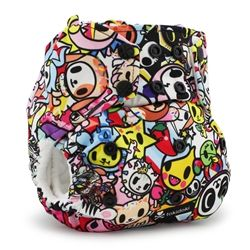 Rumparooz Pocket cloth nappy at Apikali Modern Cloth Nappy Library