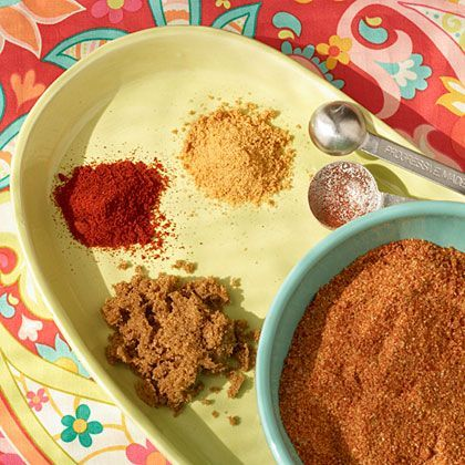 Make this spiced pork butt rub from Chris Lilly of Big Bob Gibson's Bar-B-Q your go-to seasoning for all your barbecued pork. Go ahead...