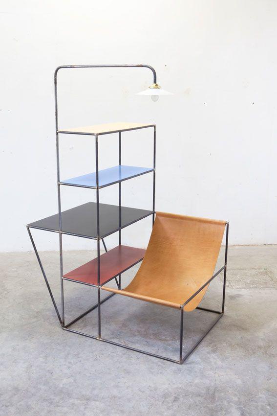 'Installation s' by Muller van Severen                                                                                                                                                                                 Mehr