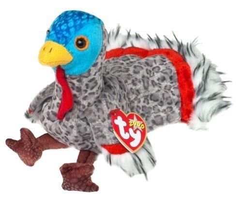 Ty Beanie Babies - Lurkey the Turkey by Ty, http://www.amazon.com/dp/B00005201U/ref=cm_sw_r_pi_dp_EkAcrb0ARTAM2
