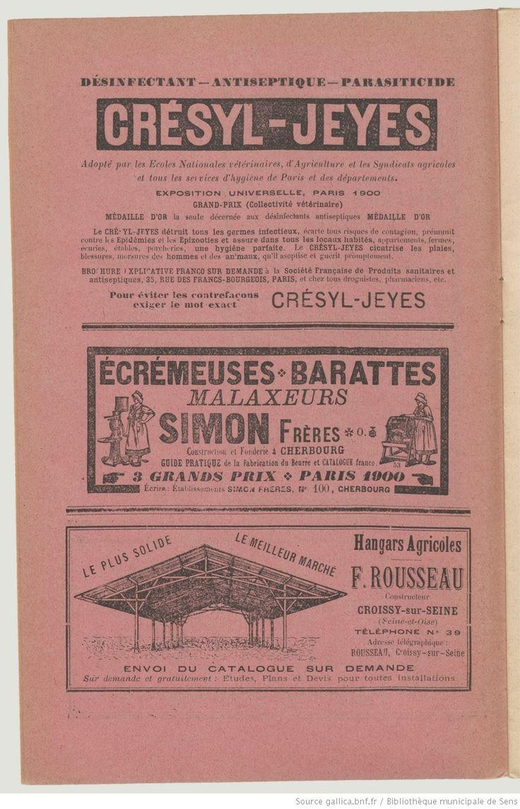 Bulletin du Syndicat agricole du département de l'Yonne | 1911-03 | Gallica