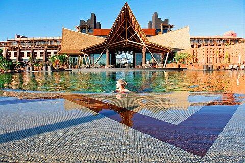 Lopesan Baobab Resort - Las Meloneras, Espanja - finnmatkat.fi #Finnmatkat