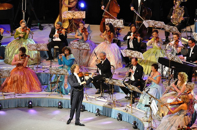 Andre Rieu and Johann Strauss Orchestra at Toronto #toronto #torontoconcerts #torontoevents