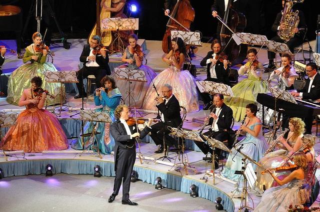Andre Rieu and Johann Strauss Orchestra at Toronto #toronto #torontoconcerts #torontoevents