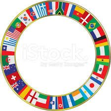 Image result for all flags circles vector