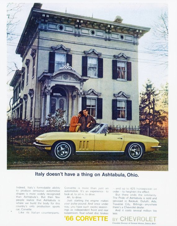 Best Chevy Advertising Images On   Chevy Vintage