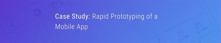 Rapid Prototyping of a Mobile App – RED Academy – Medium