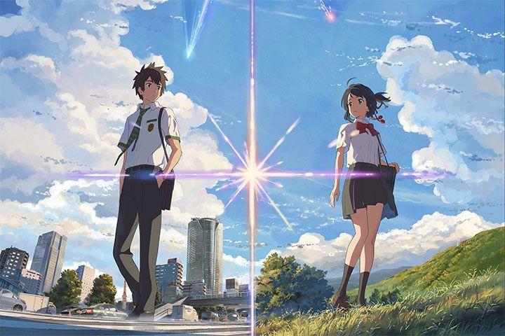Your Name. Il filo del destino nel capolavoro di Makoto Shinkai - Mellow Animazione