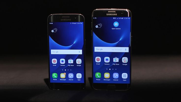Great cameras and batteries, paired with expandable storage and water-resistance help the Samsung Galaxy S7 and S7 edge reach the top of Consumer Reports's phone Ratings.