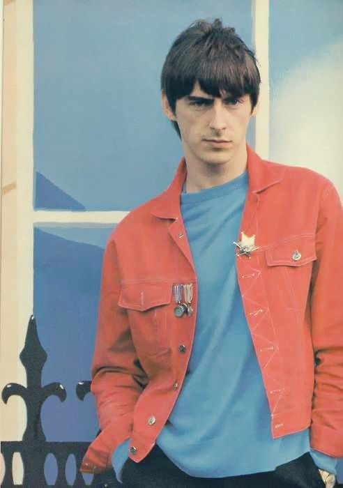 Paul Weller  .. The Jam and The Style Council