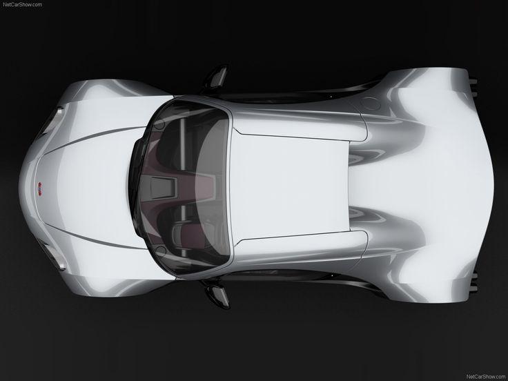 Venturi Volage Concept (2008)