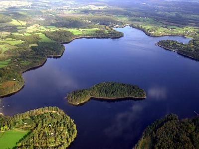 Lac des Settons - Grand lac public - Nièvre (58) |