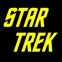 """Star Trek Font text generator. Did a Star Trek themed trunk or treat this year. Used this font for signs: """"Trek or Treat"""" and """"Live Long and Prosper."""""""