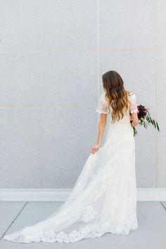 Wedding Dress Penelope Perkins
