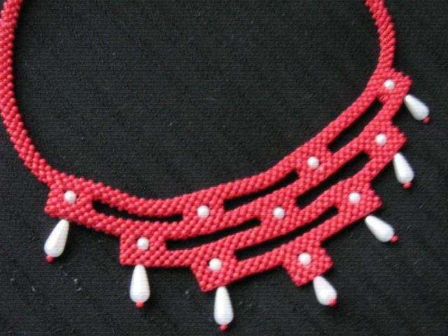 Craw necklace