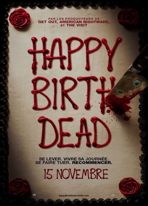 Happy Death Day 2017 full Movie HD Free Download DVDrip