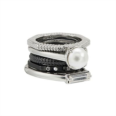 #mimco METRO HUNTRESS - Afriquette Ring Stack