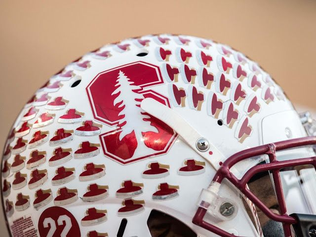 Football Helmet Style Stanford Football Helmet Stickers Football Helmets Stanford Football Helmet