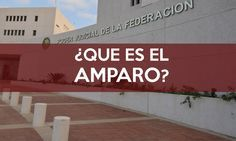 """¿QUE ES EL AMPARO? AMPARO.-Etimológicamente, la palabra """"amparar"""" proviene del latín anteparãre, que significa prevenir, favorecer, proteger. Su connotación jurídica proviene del derecho español, ..."""
