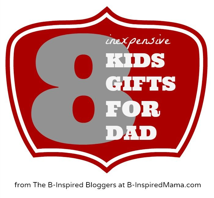 simple cheap fathers day gifts