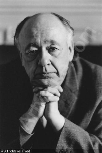 Eugène Ionesco (born Eugen Ionescu, Romanian:  26 November 1909 – 28 March 1994) was a Romanian playwright who wrote mostly in French, and one of the foremost figures of the French Avant-garde theatre. Beyond ridiculing the most banal situations, Ionesco's plays depict the solitude and insignificance of human existence in a tangible way.