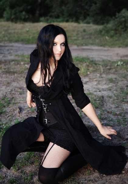 Amature goth girl sex gif