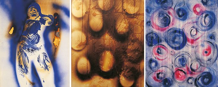Presentación - Yves Klein. Retrospectiva - Exhibiciones | Fundación PROA