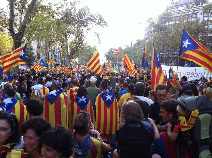 Cataluña vuelve a la carga con la independencia