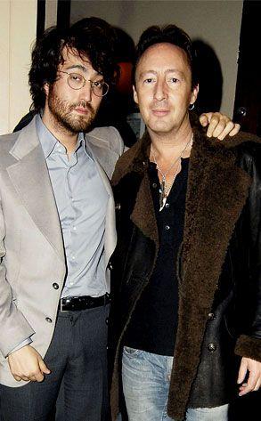 Sean & Julian Lennon