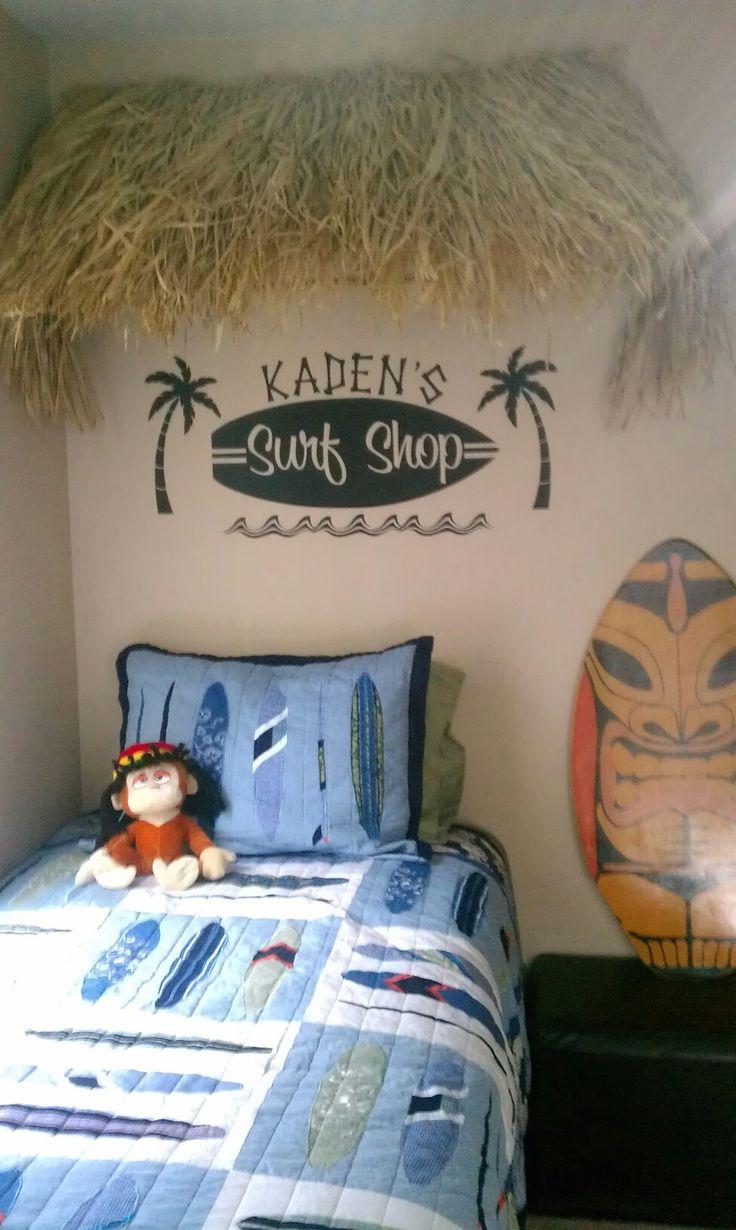Surf board room
