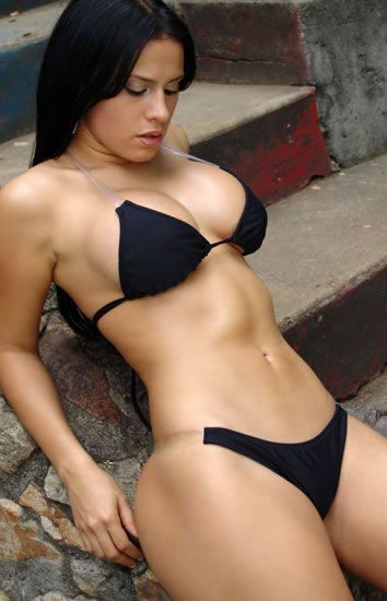 Beautiful Colombian Women - Fit Fitnees 1999  -4676