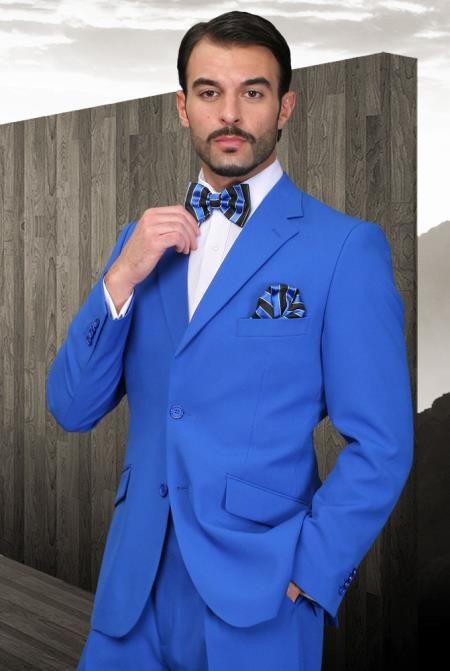 1000  ideas about Royal Blue Mens Suit on Pinterest | Groomsman