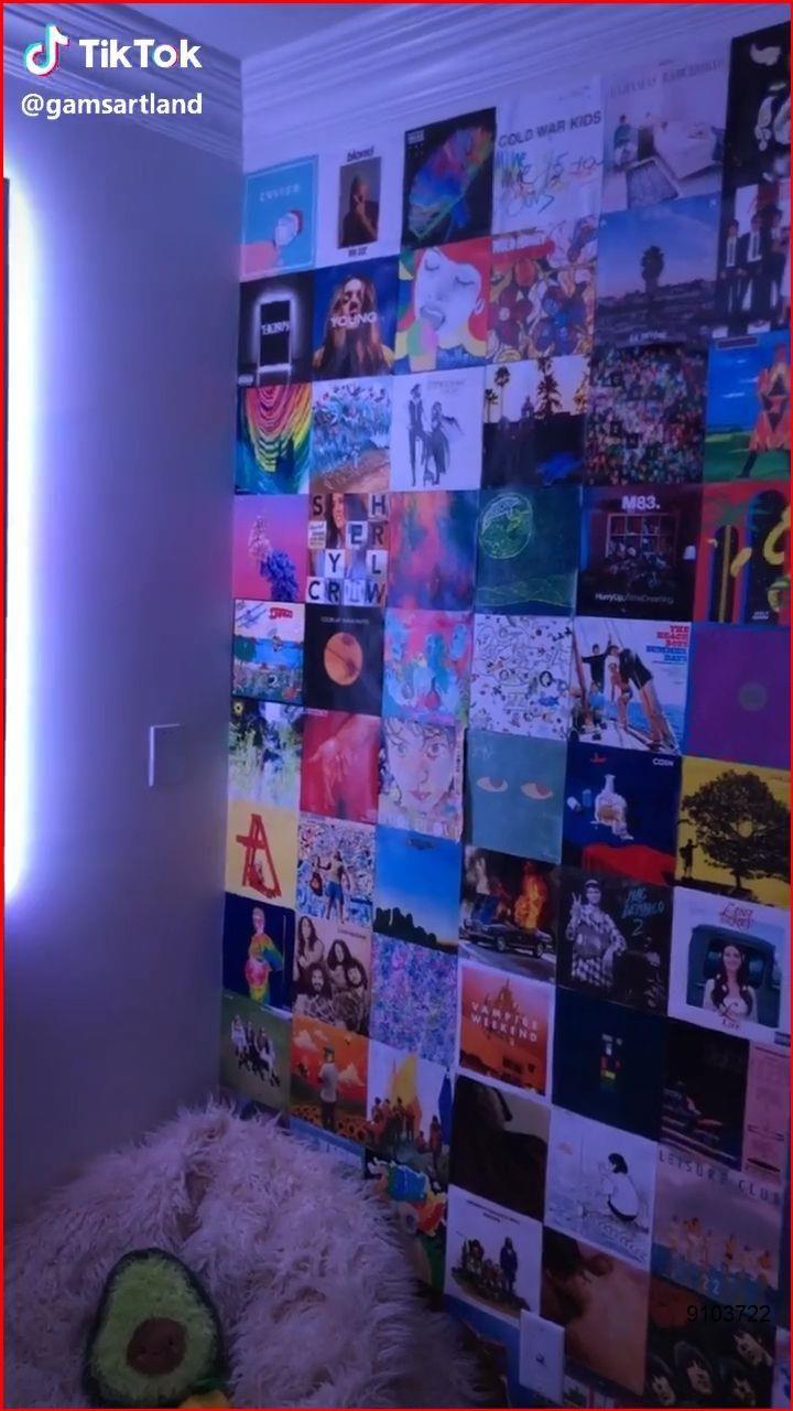 Tiktok Room Aesthetic In 2021 Room Ideas Bedroom Room Makeover Bedroom Room Design Bedroom