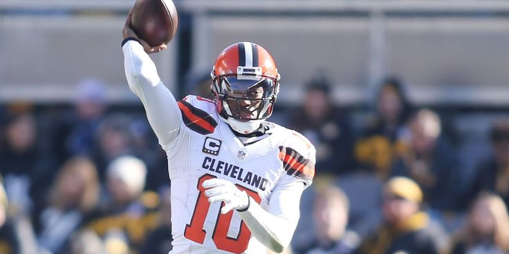 Robert Griffin III to work out for Los Angeles Chargers, per report