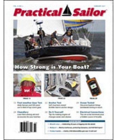 Practical Sailor magazine -- great product reviews