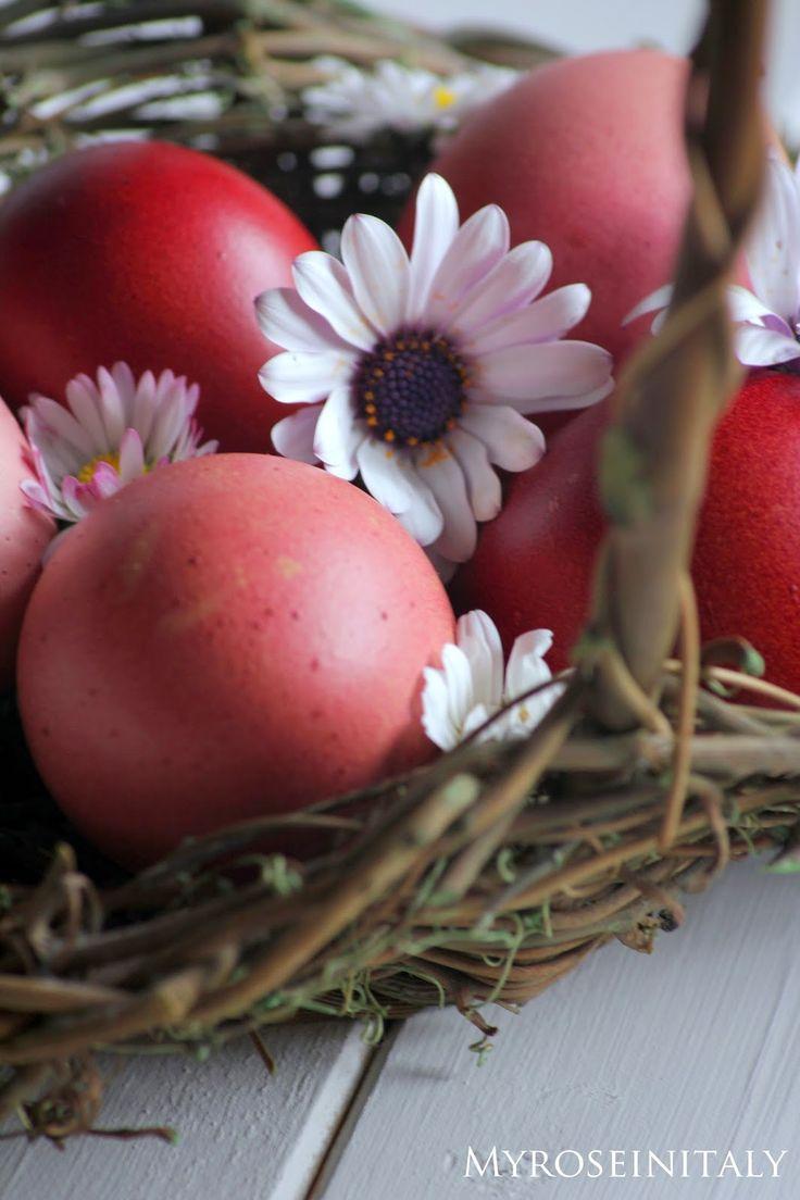 My RoseinItaly: Uova per Pasqua