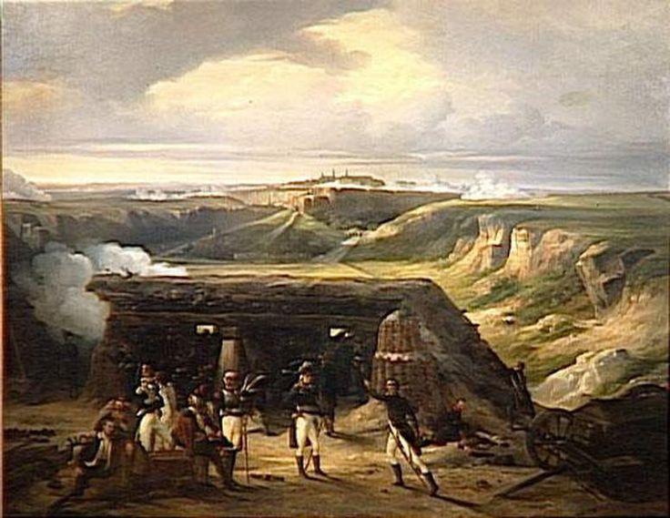 Le siège de Luxembourg mené, pendant la guerre de la Première Coalition par les armées de la Révolution française contre la forteresse de Luxembourg, tenue par l'armée impériale, dura du 22 novembre 1794 jusqu'au 7 juin 1795. Bien que l'armée française n'ait pas réussi à ouvrir une brèche dans les murs de la ville, la forteresse qui était renommée comme parmi les meilleures au monde, a été forcée de se rendre après sept mois.