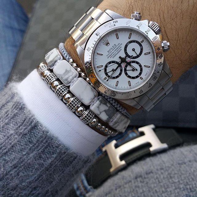 Rolex Daytona. Get noticed with @shopzenger Jewelry.  Shop now at //www.shopzen... | http://ift.tt/2cBdL3X shares Rolex Watches collection #Get #men #rolex #watches #fashion