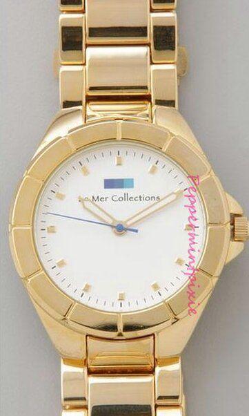 Women La Mer  Rose Gold Ombre Link Watch Style # LAMER20046  SALE #LaMer #Fashion