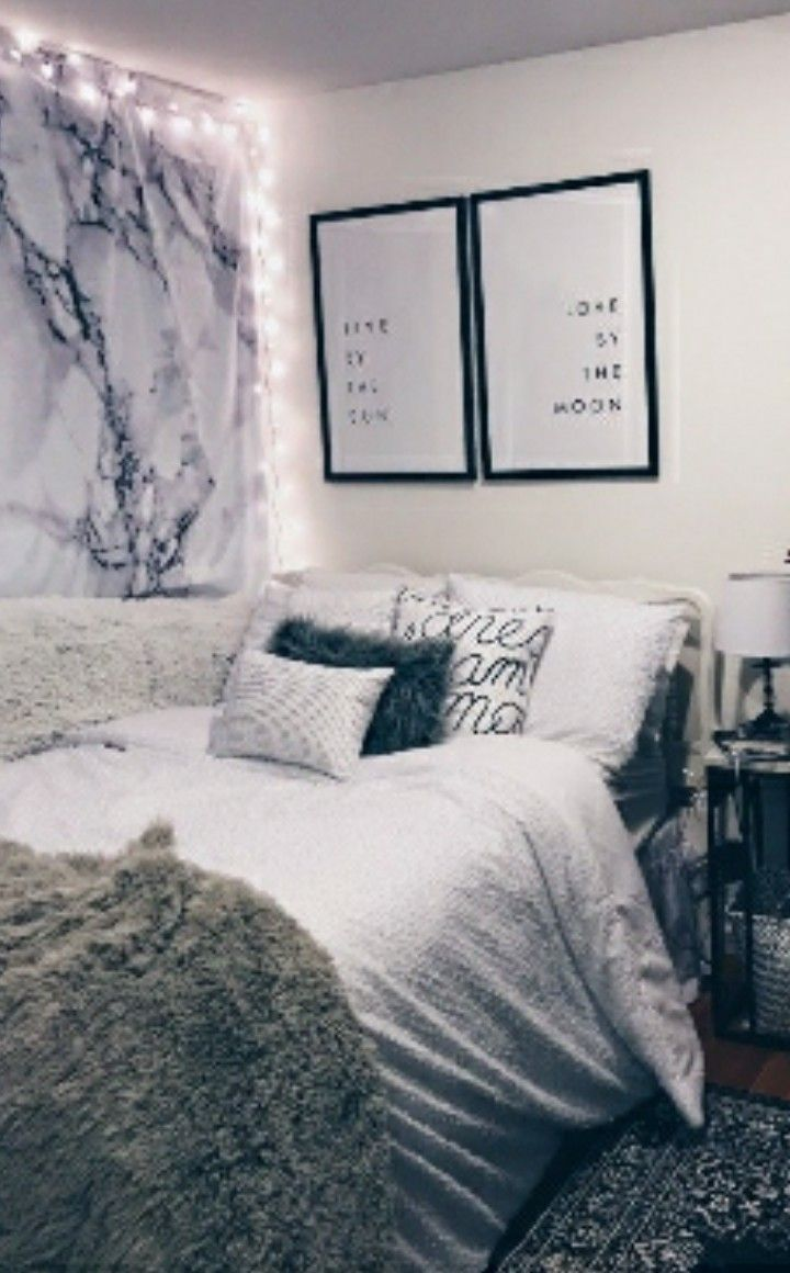 Aesthetic Bedroom Ideas Color Grey Aesthetic Bedroom Aesthetic Bedroom Ideas Bedroom Decor Gray aesthetic room pictures