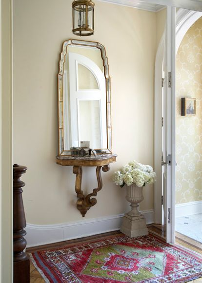 Traditional Foyer Quotes : Best images about colonial homes on pinterest corner