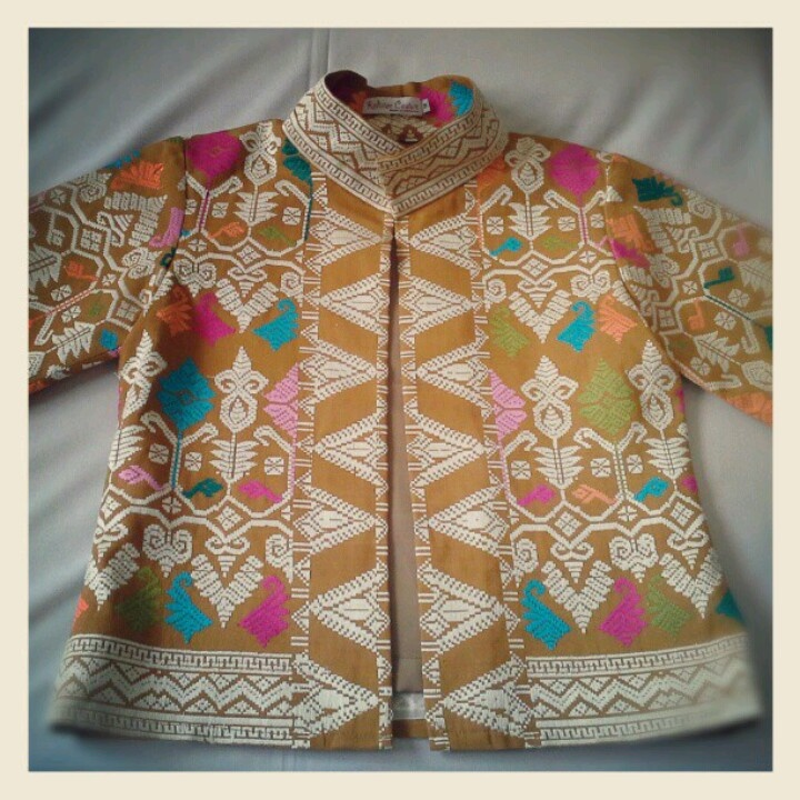 Songket Bali creation