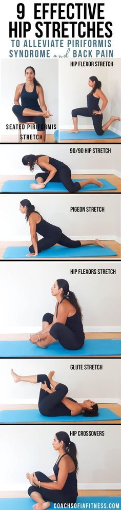 While over stretching may not necessarily be good for your lower back, in this guide I explain how to wisely stretch the muscles that need to be stretched and the exercises that are the most beneficial to you. These exercises target the muscles that tend to get tight and sore to give you relief form sciatica, piriformis syndrome, lower back pain and chronic back pain.