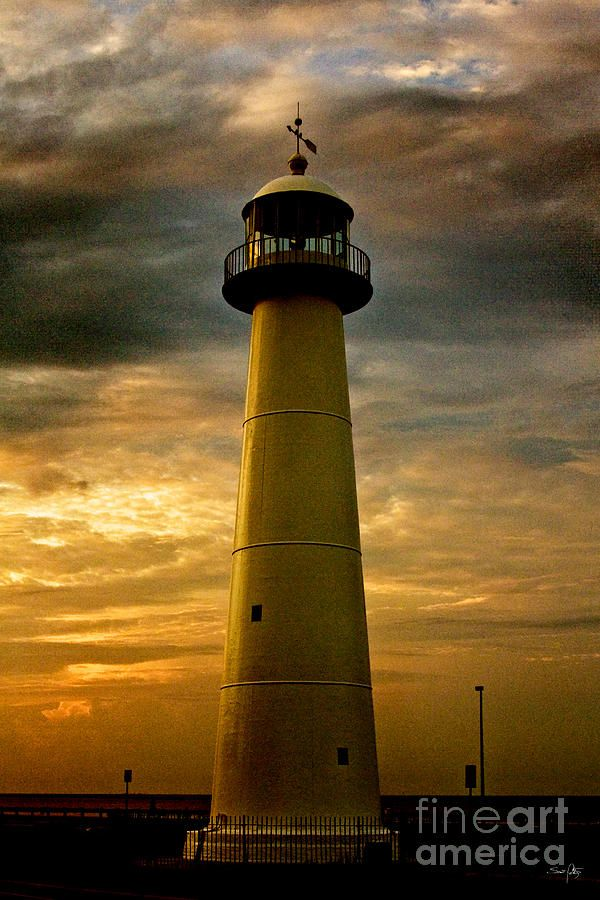 Biloxi Lighthouse, Mississippi Lived here when I was a young girl
