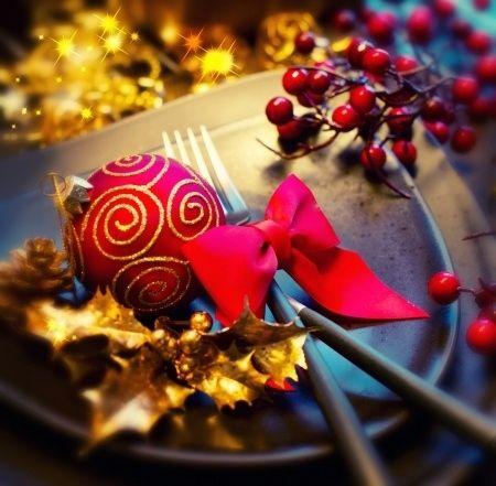 NJ Restaurants Open Christmas Eve, Christmas Day & New Year's Eve NJ Holidays: Christmas Dinner in Jersey
