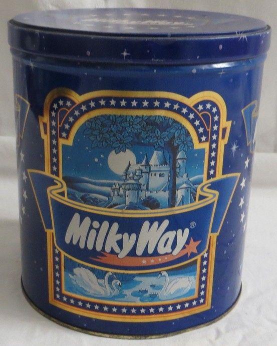 Retro Milky Way blik